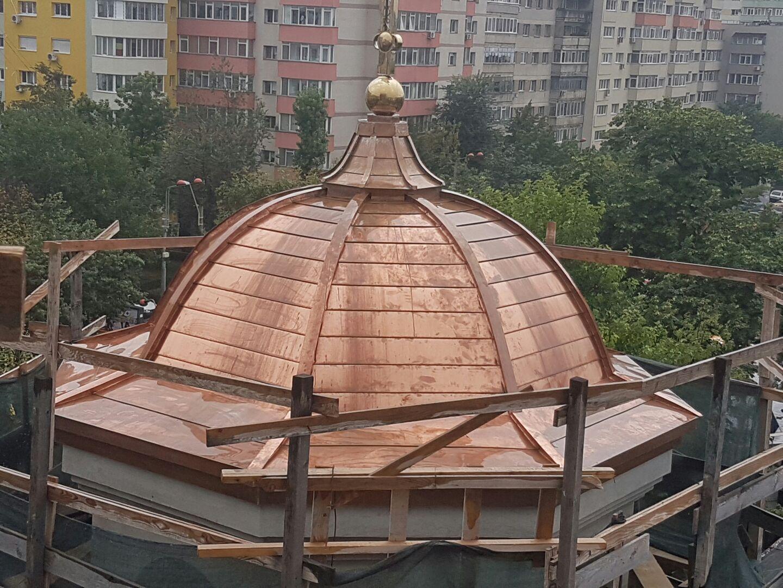 Cupola biserica